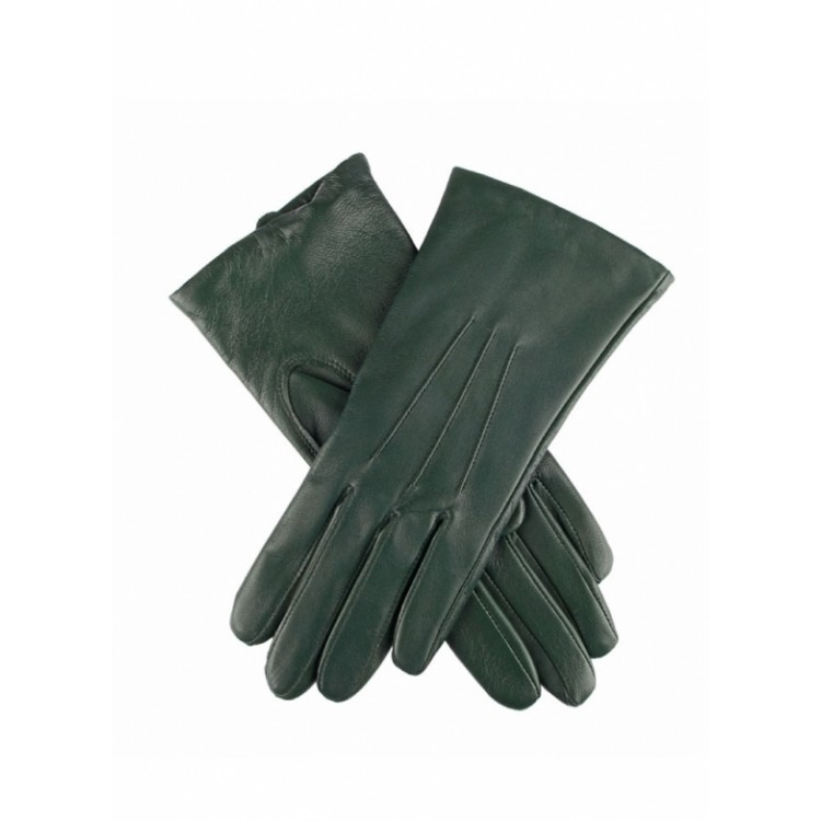 Grey Sheep leather driving gloves